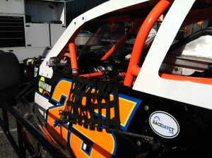 Sean Foster's SK Modified at Stafford Speedway