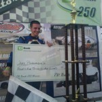 Joey Polewarczyk Jr. Wins TD Bank Oxford 250; Dillon Moltz Finishes 30th In First Appearance
