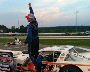Ryan Preece Thompson win 8-9-12
