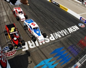 Both NASCAR Modified Tour events at New Hampshire Motor Speedway in 2014 will be broadcast on later dates on Fox Sports 1  (Photo: Jeff Zelevansky/Getty Images for NASCAR)