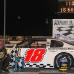 Ted Christopher Wins Inaugural Pro All Stars Series Event At Stafford Motor Speedway