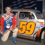 Maine Driver Reid Lanpher Lands Ride With Dale Earnhardt Jr. Team