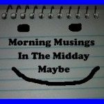 "Morning Musings In The Midday Maybe: Dover ""Downs"", Thompson Blues, TV Wonders And Mini Mayhem"