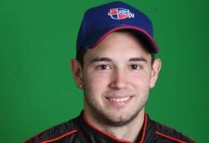 Kyle Casagrande (Photo: Stafford Speedway)