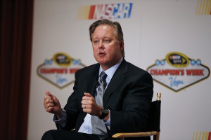 Brian France (Photo: Chris Graythen/Getty Images for NASCAR)