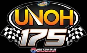 UNOH Truck Race NHMS Logo