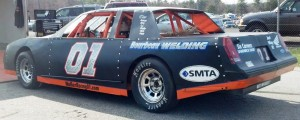 Johnny Walker car 1