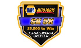 NAPA Auto Parts SK 5K Distance Set At 100 Laps At Stafford Speedway
