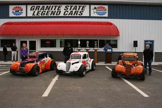 New Hampshire Motor Speedway Has Kickoff Day For 2014