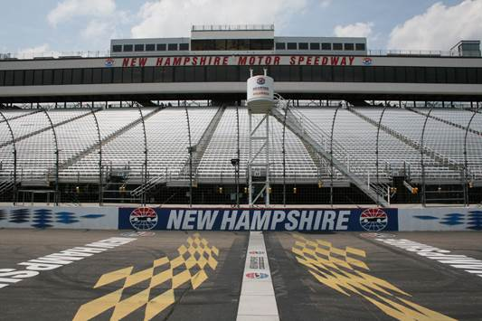 Photo New Hampshire Motor Speedway