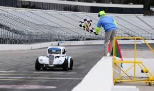 Shaun Buffington this weekend at New Hampshire Motor Speedway (Photo: New Hampshire Motor Speedway)