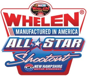 Whelen All-Star Race Logo