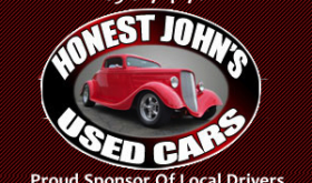 Welcome Honest John's Used Cars To RaceDayCT