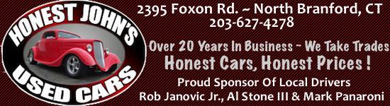 Honest Johns New 550 Update