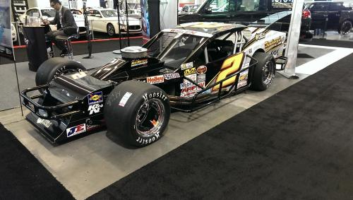 Thompson Speedway Making Debut At New England International Auto - New england car show boston