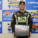 Justin Bonsignore Pole Bristol 2014 Getty