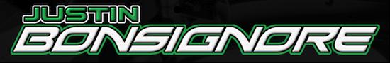 Justin Bonsignore Web Page Logo