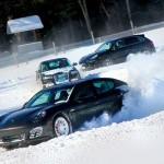 Anyone Can Get 'Slideways' On The Winter Autocross Course At Lime Rock Park
