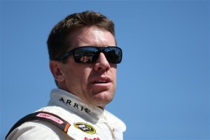 Carl Edwards (Photo: Sarah Glenn/Getty Images for NASCAR)