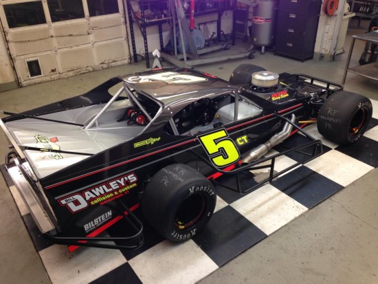 Chris Pasteryak car 2015