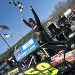 Eric Goodale Wins Whelen Southern Mod Tour Season Opener At Caraway Speedway
