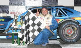 Jeff Baral Gets A Boost With New Sponsors At Stafford Motor Speedway