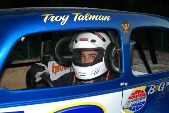 Troy Talman Legend 1