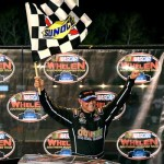 Burt Myers Turns Misfortune Into Whelen Southern Mod Tour Victory At Langley