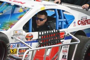 Ryan Preece at Caraway Speedway (Photo: Brenda Meserve/Image81)