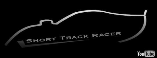 Short Track Racer Logo 550