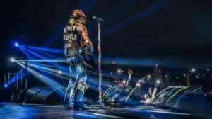 Brett Michaels will headline the pre-race concert at New Hampshire Motor Speedway on July 19 (Photo: Courtesy New Hampshire Motor Speedway)