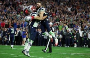 Rob Ninkovich, who recorded three tackles, including a sack in the New England Patriots' 28-24 Super Bowl win in February, will lead the NASCAR Sprint Cup Series field to the green flag as the official pace car driver on July 19 at NHMS (Photo: Courtesy New Hampshire Motor Speedway)