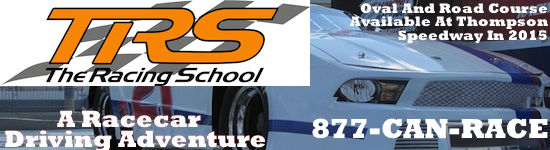 The Racing School NEW LOGO 2015 550