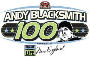 Andy Blacksmith 100 NHMS