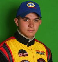 David Arute (Photo: Stafford Speedway/Driscoll MotorSports Photography)