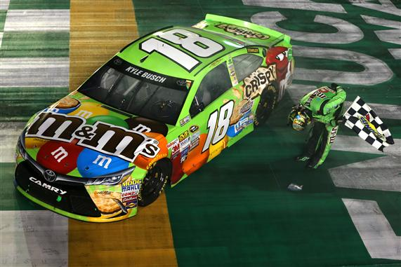 New Ruler Kyle Busch Masters Changes In Sprint Cup Series
