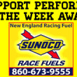 NE Racing Fuel Support Performer Award