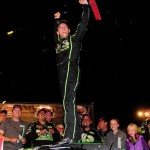 Home Cooking: Justin Bonsignore Wins Whelen Mod Tour Riverhead 200
