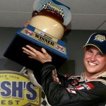 Ryan Preece Wins Weather Shortened Whelen Mod Tour Bush's Beans 150 At Bristol