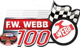 F.W. Webb To Continue Sponsorship Of Whelen Modified Tour Events At NHMS