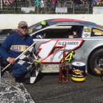 Heading Home: Scott Alexander Wins PASS Modified Feature At Beech Ridge