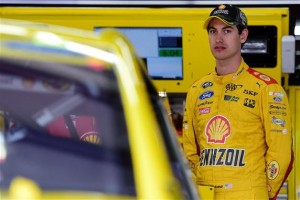 Joey Logano (Photo: Jared C. Tilton/Getty Images for NASCAR)