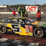 Bobby Therrien Leads American-Canadian Tour Charge To Lee USA Speedway