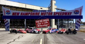 NHMS We Are Open Sign