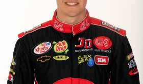 Ryan Preece  (Photo: Chris Trotman/Getty Images for NASCAR)