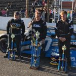 Starting Over: DJ Shaw Uses Late Restart To Win Pro All Stars Series Race At Beech Ridge