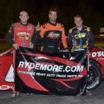Mike O'Sullivan Outduels DJ Shaw For Granite State Pro Stock Series Rydemore 100 Win