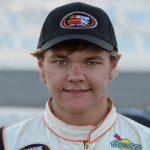 Ronnie Bassett Jr. Looking Forward K&N Pro Series East NASCAR 150 At Stafford