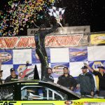 Late And Great: Noah Gragson Wins K&N East Series Thriller At Stafford Speedway