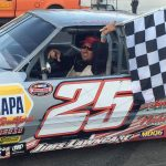Speedbowl Notes: Charles Canfield Takes Mini Stock Title; Shawn Monahan Scores Historic Victory